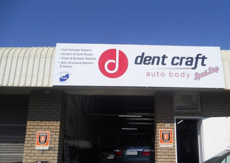 Dent Craft Autobody